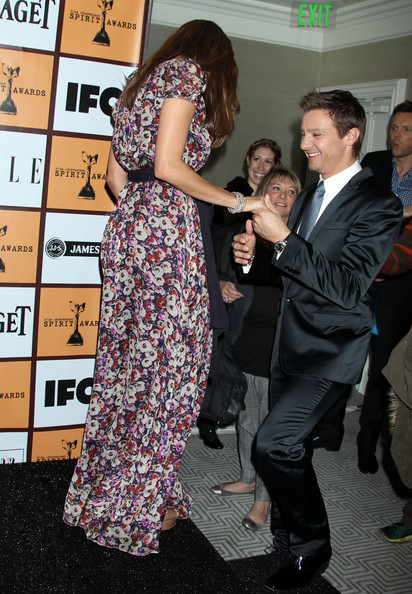 Jeremy Renner Celebrities attending the The 2011 Film Independent ...