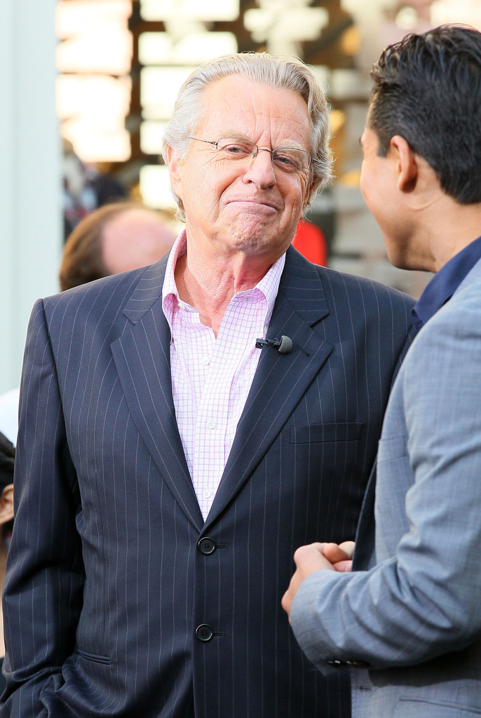 Jerry Springer to host dating show - Stuffconz