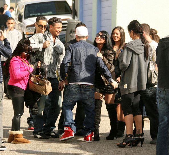 jersey shore cast. #39;The Jersey Shore#39; Cast