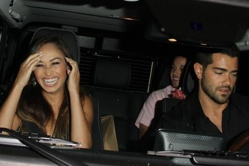 Jesse Metcalfe Celebs Enjoy a Night Out at Chateau Marmont