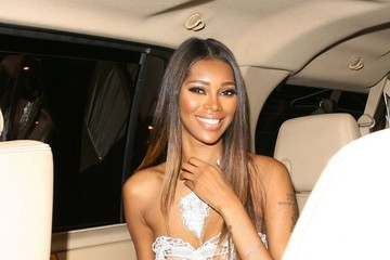 Jessica White Celebs Dine Out At Craig's