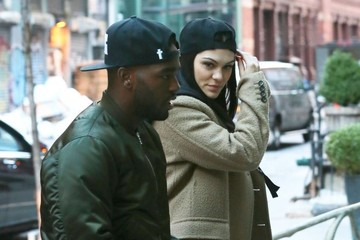 Jessie J Luke James Jessie J Returns to Her NYC Hotel