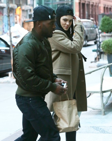 Jessie J Returns to Her NYC Hotel []