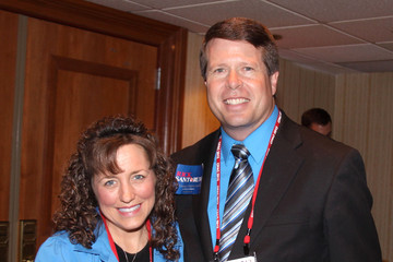 Michelle Duggar Jim Bob And Michelle Duggar At The CPAC 2012