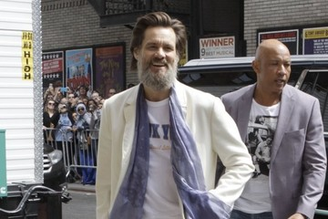 Jim Carrey Celebs Making Their Last Appearance on 'The Late Show With David Letterman'