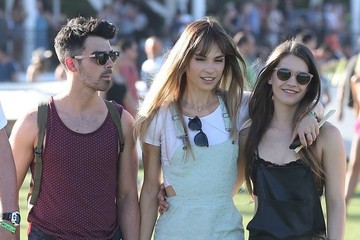 Joe Jonas Coachella Music Festival Day 1