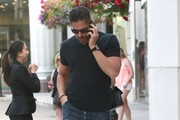 Joe Manganiello Out Shopping in Beverly Hills