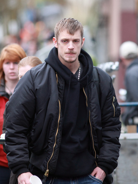 Joel Kinnaman - The Killing Takes Over Vancouver