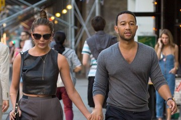 John Legend John Legend & Chrissy Teigan Going Out To Dinner