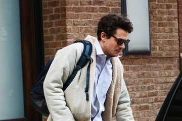 John Mayer John Mayer Steps Out in NYC