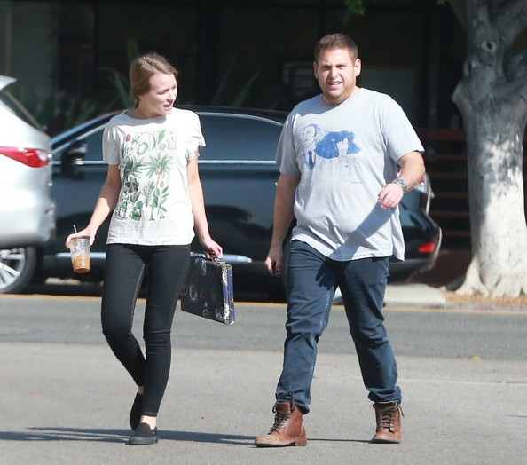 Jonah Hill Married Jonah Hill And His Girlfriend