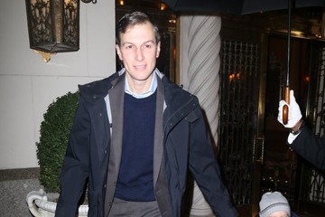 Joseph Kushner Jared Kushner Steps Out In NYC With His Children