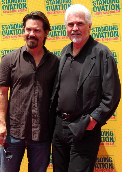 james brolin and standing ovation