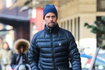 Josh Duhamel Josh Duhamel Out And About In NYC
