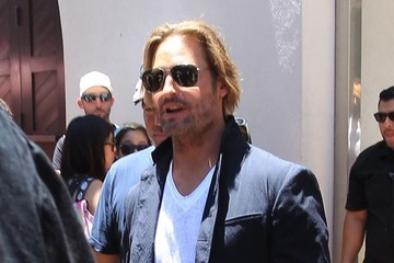 Josh Holloway Celebrities At Comic-Con International 2016 In San Diego