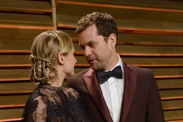 Joshua Jackson The 2014 Vanity Fair Oscar Party