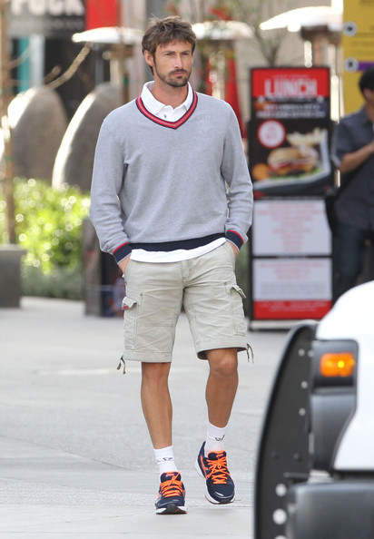 Juan Carlos Ferrero - Juan Carlos Ferrero Leaving A Medical Building
