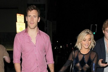 "Julianne Hough Brooks Laich Celebrities Attend ""Dancing With The Stars"" Finale After Party"