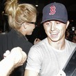 Julianne Hough and Kenny Wormald Photos