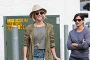 Julianne Hough Is All Smiles in Hollywood
