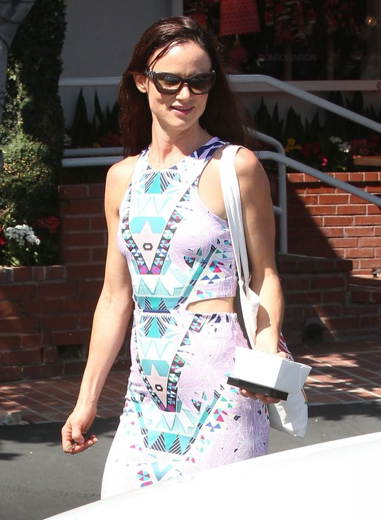 Lewis photos photos juliette lewis at fred segal in west hollywood