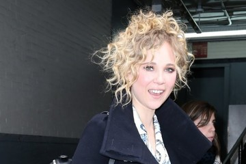 Juno Temple Juno Temple at HuffPo Live in NYC