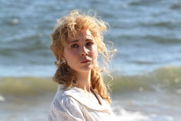 Juno Temple Juno Temple and Justin Timberlake Film in NYC