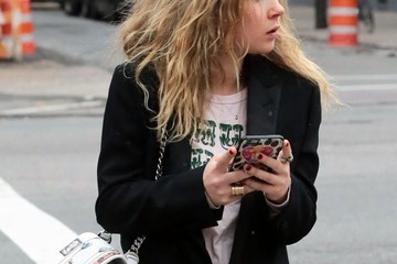 Juno Temple Juno Temple Goes Out in NYC