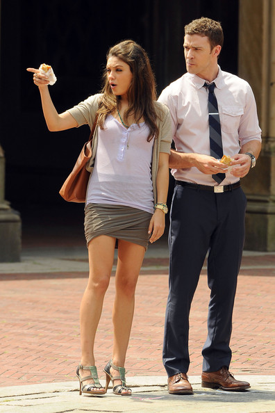 Mila kunis justin timberlake friends with benefits
