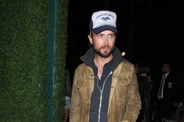 Justin Chatwin Celebs Attend Levi's House Party