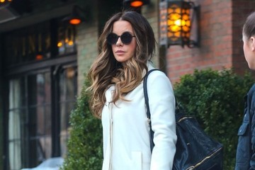 Kate Beckinsale Kate Beckinsale and Michael Sheen Take Their Daughter Shopping