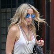 Kate Hudson Snacks on Twizzlers in NYC