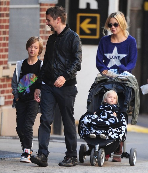 Kate Hudson And Matt Bellamy Kids