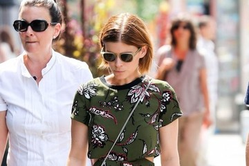 Kate Mara Kate Mara Out And About In NYC