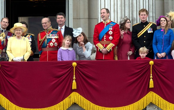 Kate Middleton and Queen Elizabeth II Photos Photos - 'ROYALS' At ...