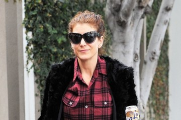 Kate Walsh Kate Walsh Out Shopping In Beverly Hills