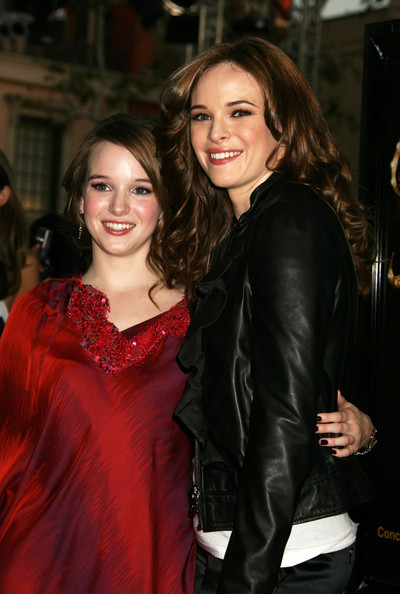 kay panabaker and danielle panabaker photos fame los