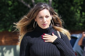Kelly Brook Kelly Brook Out & About In LA