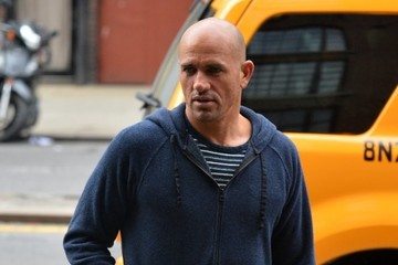 Kelly Slater Kelly Slater Keeps It Chill in New York City
