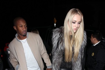 Kenan Smith Celebrities Are Seen at Catch Restaurant