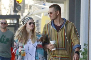 Kenzie Dalton Chad Michael Murray and Kenzie Dalton Are a Colorful Couple