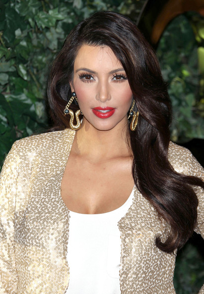 Kim Kardashian Pictures The 2011 Qvc Red Carpet Style Party Zimbio