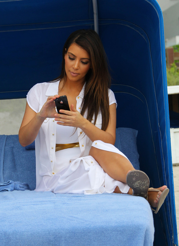 Miss U! - Kim Kardashian's Hottest Moments - Zimbio