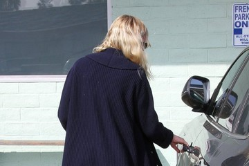 Kirsten Dunst Kirsten Dunst Out For Lunch In West Hollywood