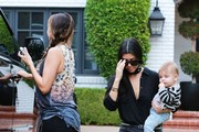 Larsa Younan and Reign Disick Photos Photo