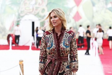 Kristen Taekman Kristen Taekman Is Seen Out and About During Art Basel