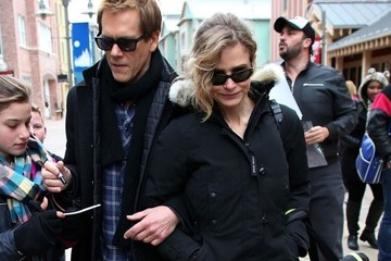 Kyra Sedgwick Celebrities At The 2015 Sundance Film Festival