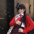 Lady Starlight Celebs Drop by the 'Late Show with David Letterman'
