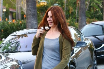 Lana Del Rey Lana Del Rey Out and About in Los Angeles