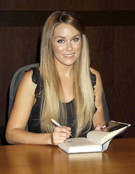 lauren conrad style book pictures. Lauren Conrad Book Signing For